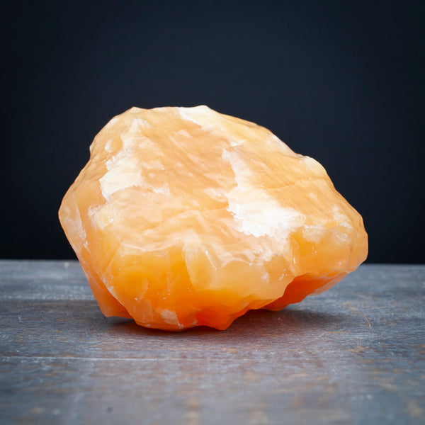 Orange Calcite Stone, 2lb