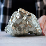 Large Pyrite Crystal