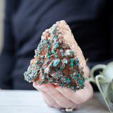 Malachite on Dolomite, 9.4oz