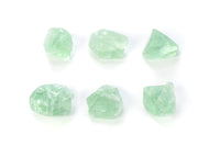 Green Fluorite Raw Crystals