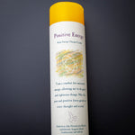 Positive Energy Reiki Pillar Candle, Frankincense, Dragon's Blood, Sandalwood, Saffron