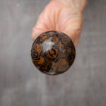 Stromatolite Sphere, 50mm