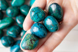 Large Chrysocolla Stones for Healing