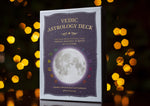 Vedic Astrology Deck by Jeffrey Armstrong | 44 Card Deck & Guide Book