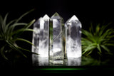 Clear Quartz Tower, Generator, 3in