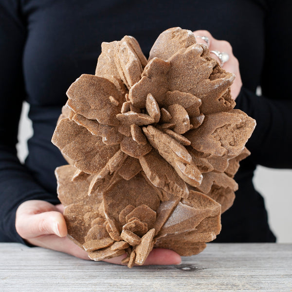 Large Desert Rose Crystal