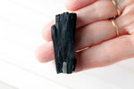 Ilvaite Mineral Specimen, High Quality, rare black crystal