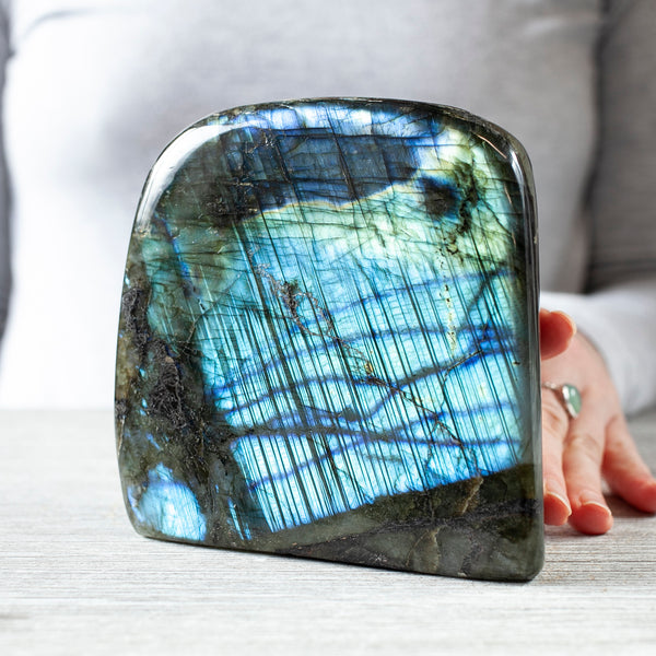 Large Labradorite Freeform