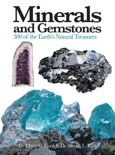 Minerals & Gemstones by Cook & Kirk