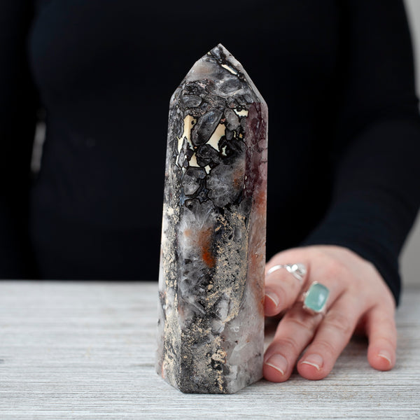 Mosaic Quartz Tower