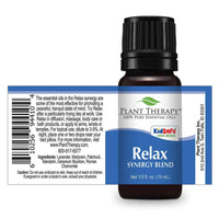 Relax Essential Oil, 10ml
