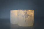 selenite night light