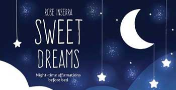 Sweet Dreams, Bedtime Affirmation Cards
