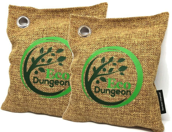 Air Purifying Charcoal Bags - Twin Pack