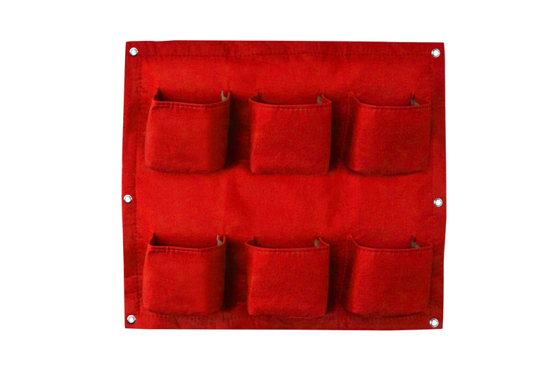 products/WHP6-04_BloomBagz_Wall_Hanging_Planter_6_Pocket_Red.jpg