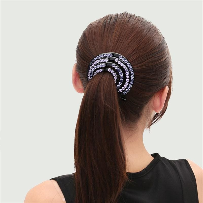 New Large Women//Girls Hair Clip Claw Clamp Hair Pin Tool Accessories