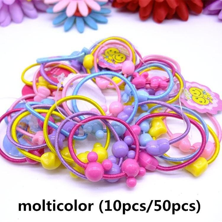 10pcs /50pcs/set Fashion Accessories Sweet Girls Butterfly Tie Hairpins Cute Boutique Hair Headband Barrettes Gift Box