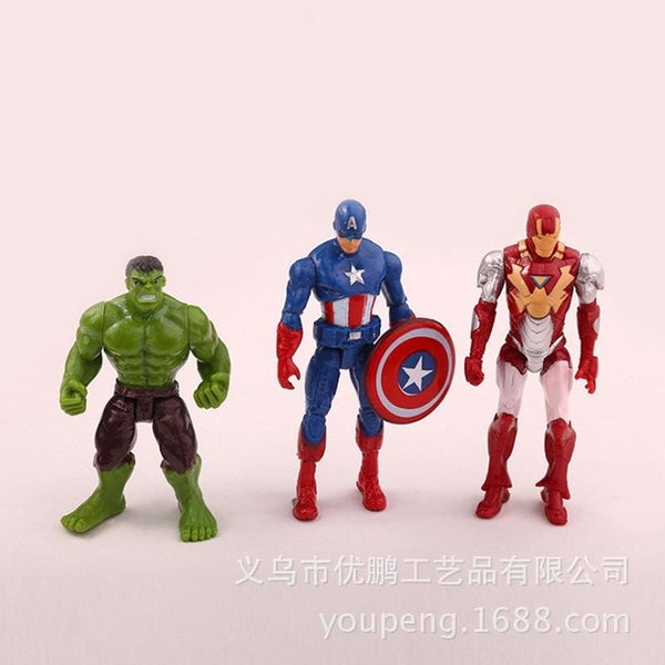 Marvel Avengers Super-héros figurine Batman Superman Hulk collection NEUF