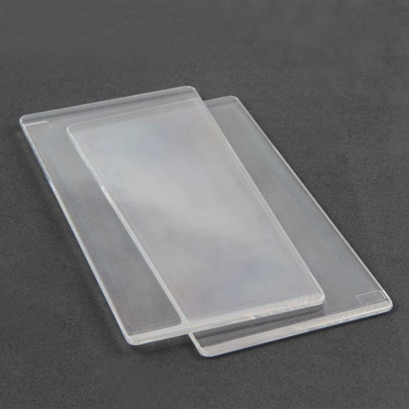 Transparent Acrylic Plate Die Cutting Machine Compatible Extended Plates Craft