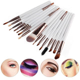 20 pcs Makeup brush set Powder foundation eyeshadow eyeliner lip cosmetic brushes