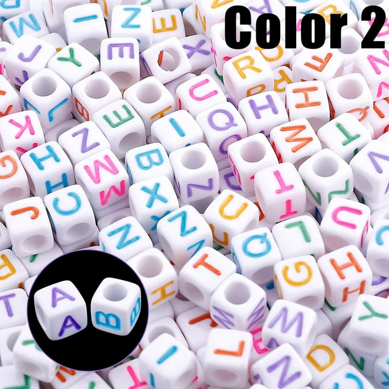 200 Mixed Color Acrylic Cats eye Round Beads 8mm