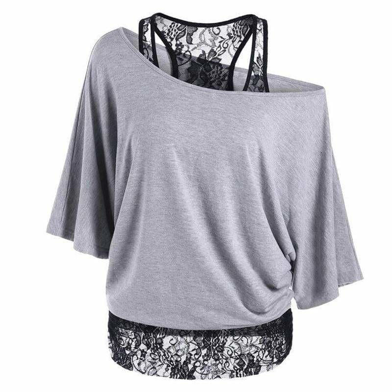 Womens Strappy Tops Ladies Summer Casual Loose Blouse Shirts Casual Plus Size