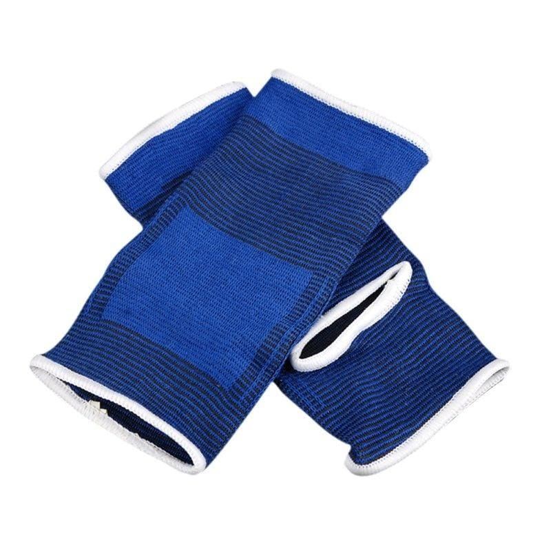 Wrap Pain Relief 2pcs Sleeve Elastic Compression Support Brace Ankle Foot Sports