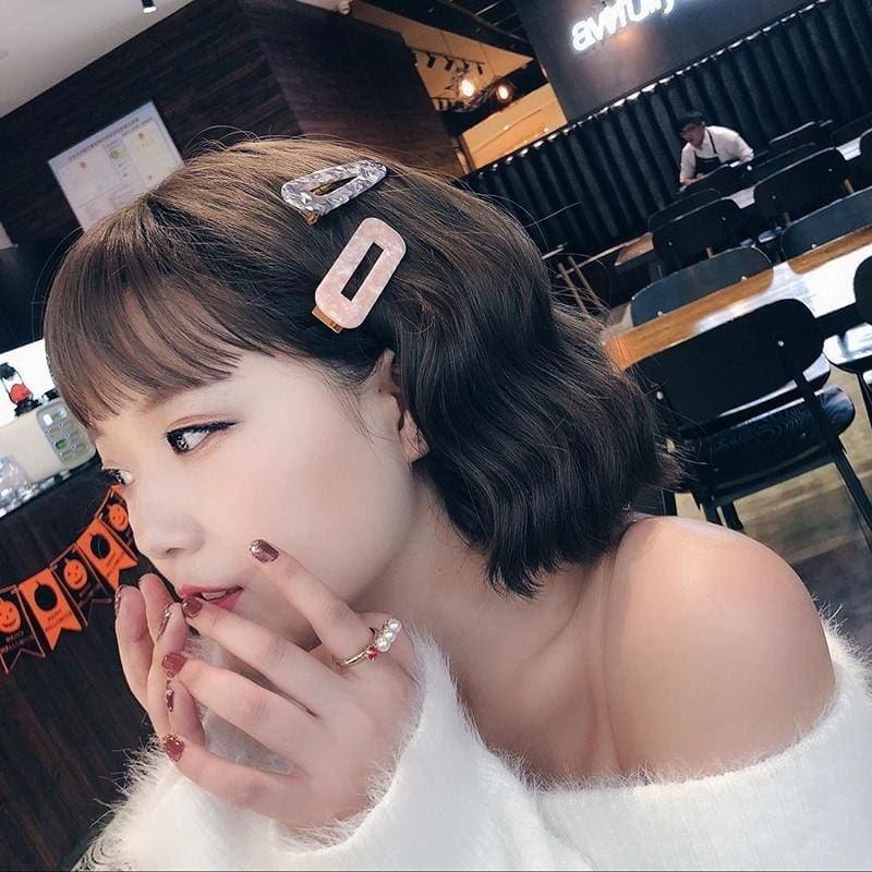 Women/'s Vintage Leopard Hair Clip Bobby Pin Hairband Hairpin Barrette Comb Acc #