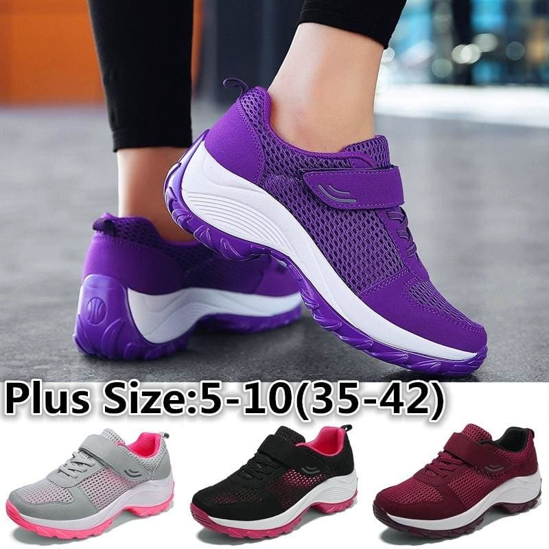 Mens Running Alpaca Shoes Fashion Breathable Sneakers Mesh Soft Sole Casual Athletic Lightweight