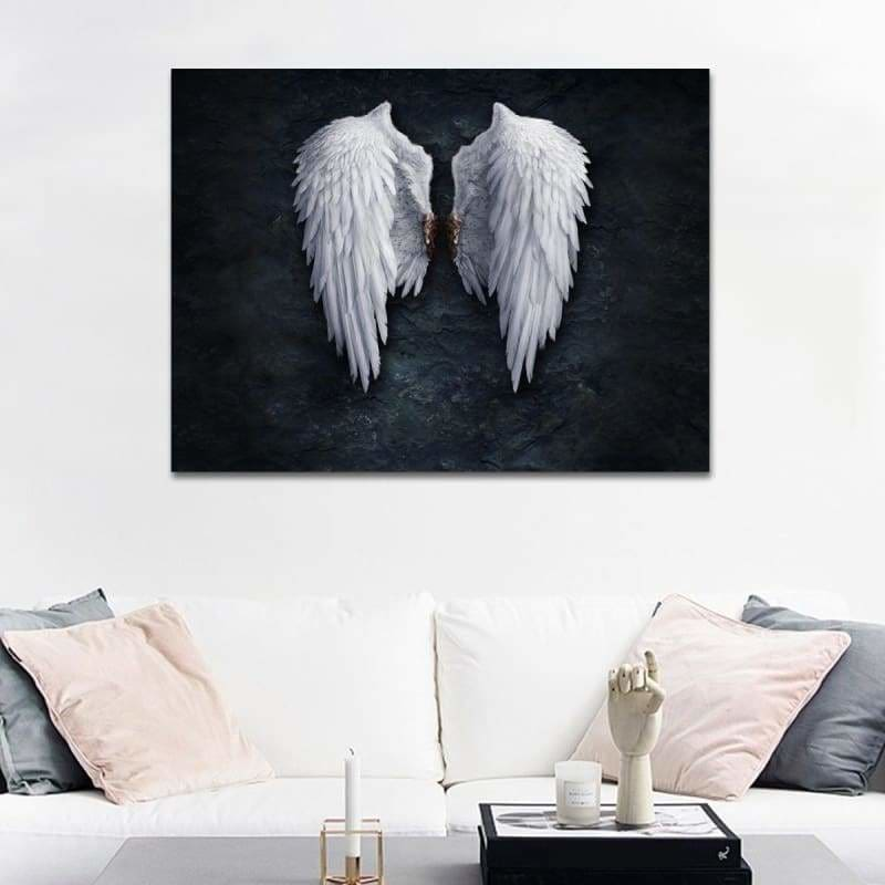 Fashion Black /& White Love Kiss Abstract Nonwovens Oil Painting Wall Decor NEW S