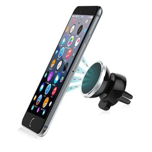Auto Car Magnetic Air Vent Mount Holder Stand For Mobile Cell Phone IPhone GPS
