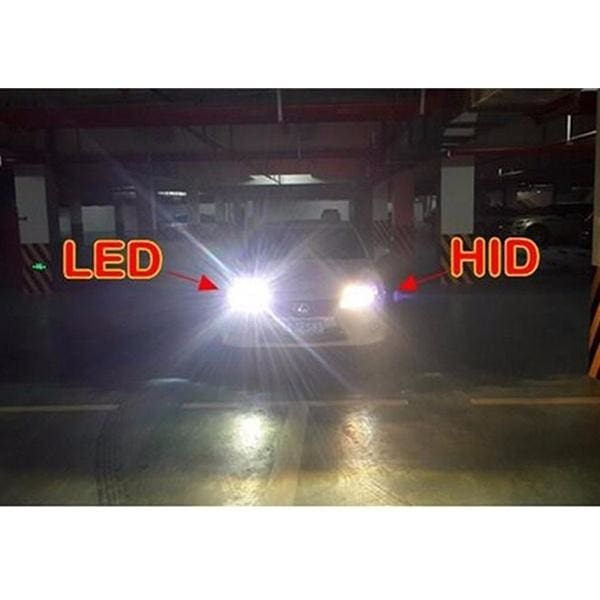 H8 H9 H11 LED Headlight Kit 110W 20000LM High or Low Beam Bulbs 6000K VS Xenon