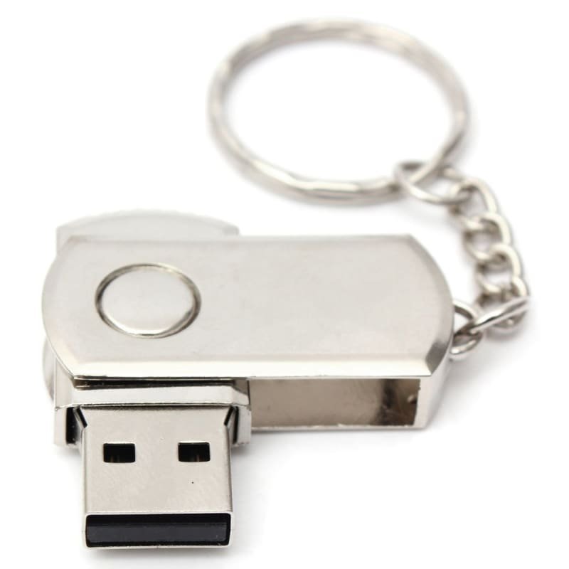 Water proof 64GB USB 2.0 Flash Memory Stick Pen Drive Keychain Fold