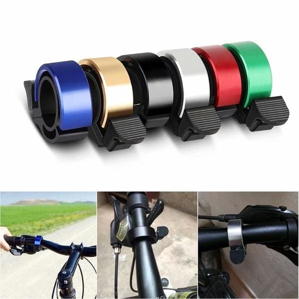 Kids Bicycle Bike Plastic Hand Brake Levers and Alloy Bike Bell Ring Horn