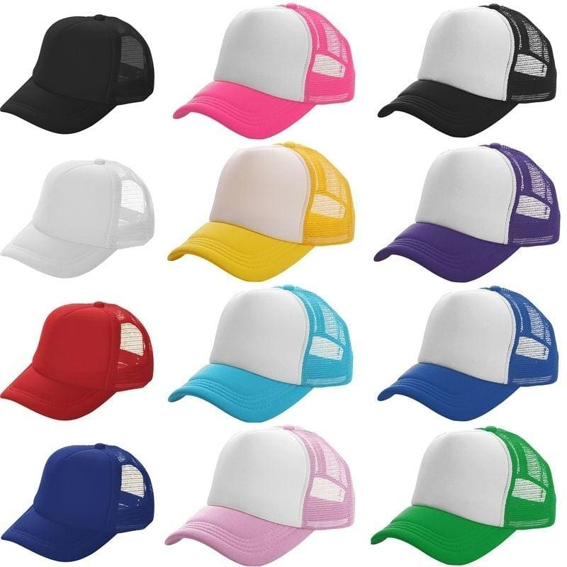 I Know The Answer Classic Adjustable Cotton Baseball Caps Trucker Driver Hat Outdoor Cap Pink