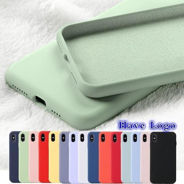 Case Cover Case Ultra Slim 03 mm for Apple iPhone X XS Silicone