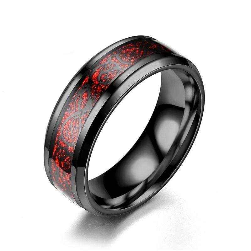 316L Stainless Steel Couple Ring Fashion Design Ring for Men and Women Popular R