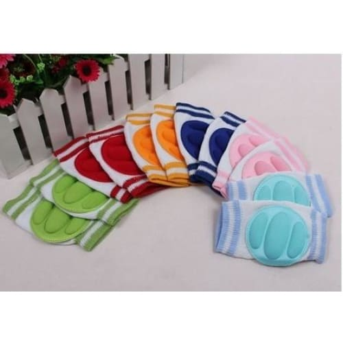 Kids Safety Crawling Elbow Cushion Infants Toddler Baby Knee Pads Protector 1PCS