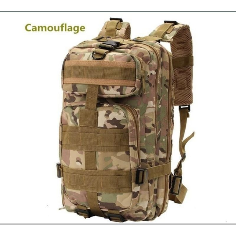 1000D Nylon Hiking Backpack High Quality Outdoor Tactical For Camping