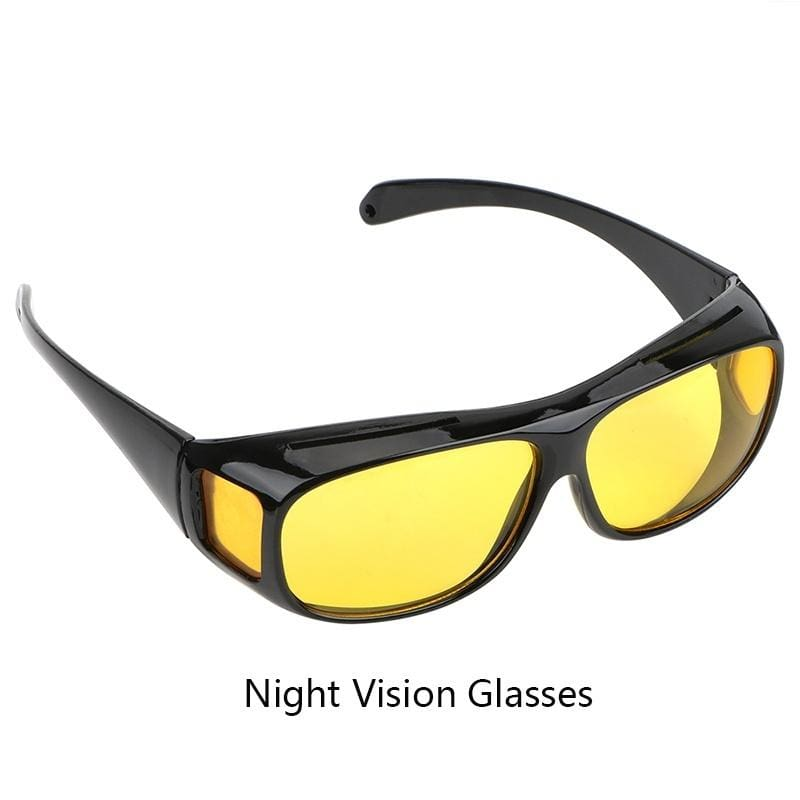 Night Vision HD Driving Glasses UV 400Protection Polarized Lens Unisex