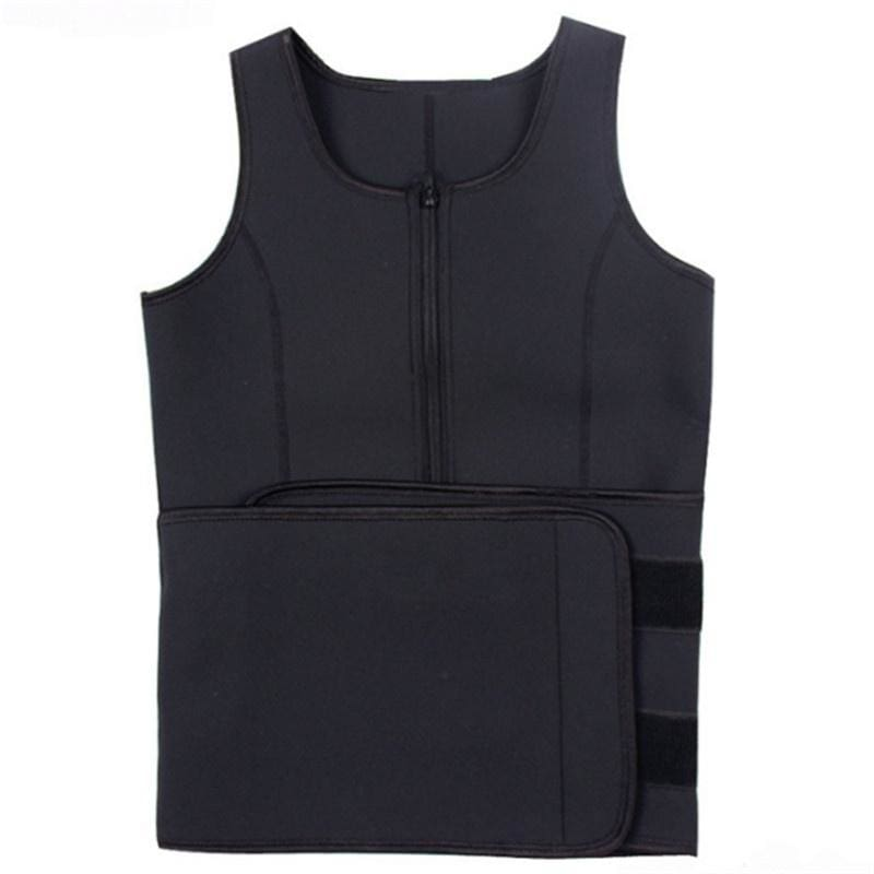 Female Waist Trainer Vest Adjustable Shaper Sport Vest Swimming Sweat Belt Sweat Neoprene Sauna Shaper
