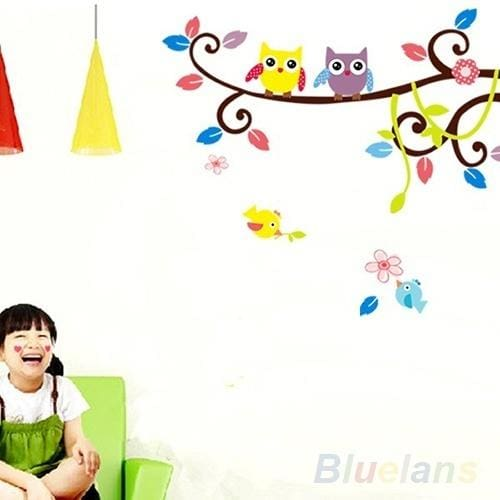 Stickers Love Home Hee Grand Removable Vinyl Wall Sticker Flowers Art Stikers UK