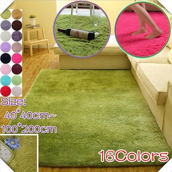 GOOD Thickening washing silk wool carpet Rugs for Home Living Rooms Dining Rooms Bedroom coffee table yoga mat Fashion Anti-skid Carpet Mats