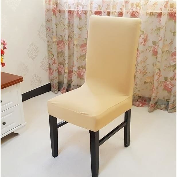 Dining Room Chair Covers Removable Waterproof Stretch Slipcovers DIY Home Decor