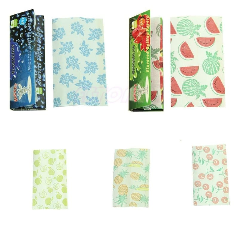 50 Leaves//Booklet MASCOTTE ORIGINAL Rolling Papers