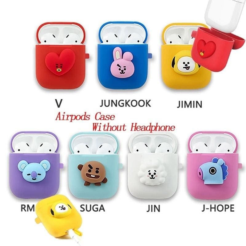 Bluetooth Earphone Case for Airpods