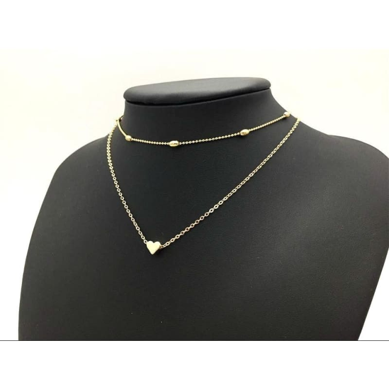 Fashion Women Multilayer Long Pearl Necklace Pendant Sweater Chain Jewelry Gift