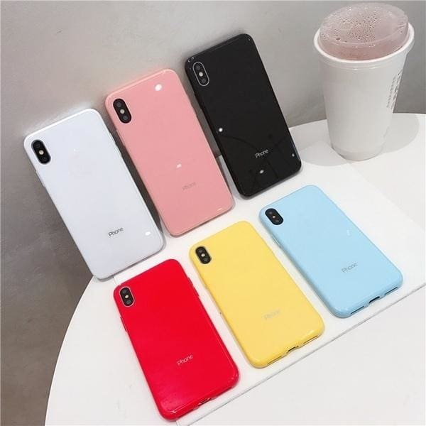 Case for iPhone X XS Max XR 7 8 6 6S