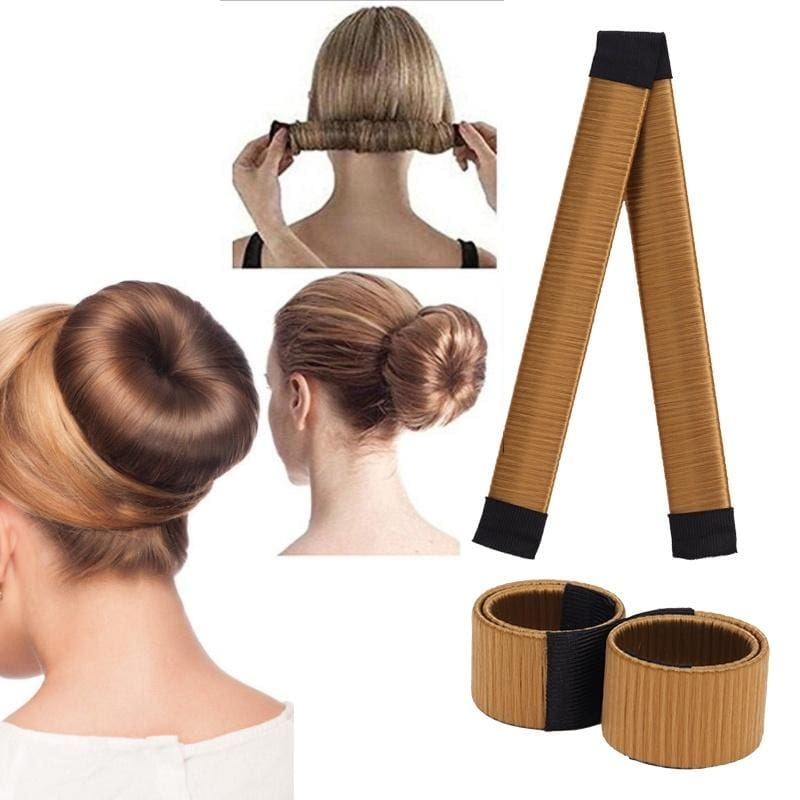 Lady French Hair Braiding Tool Roller Hair Twist Tools DIY Accessories Portable