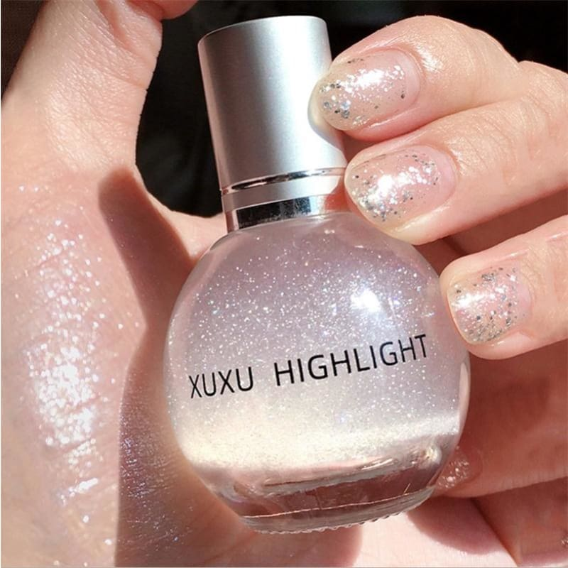 Makeup Highlighter High Gloss Shimmer Highlighter Primer Cosmetic
